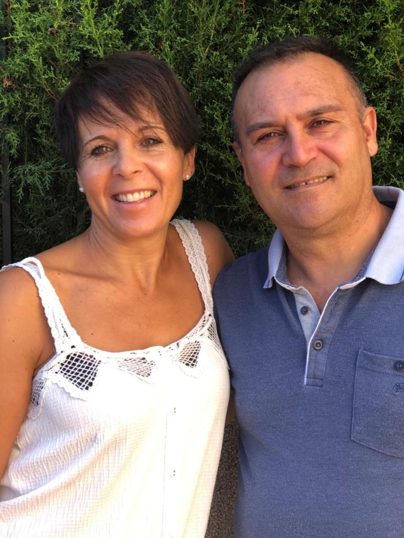 Raquel y Jose